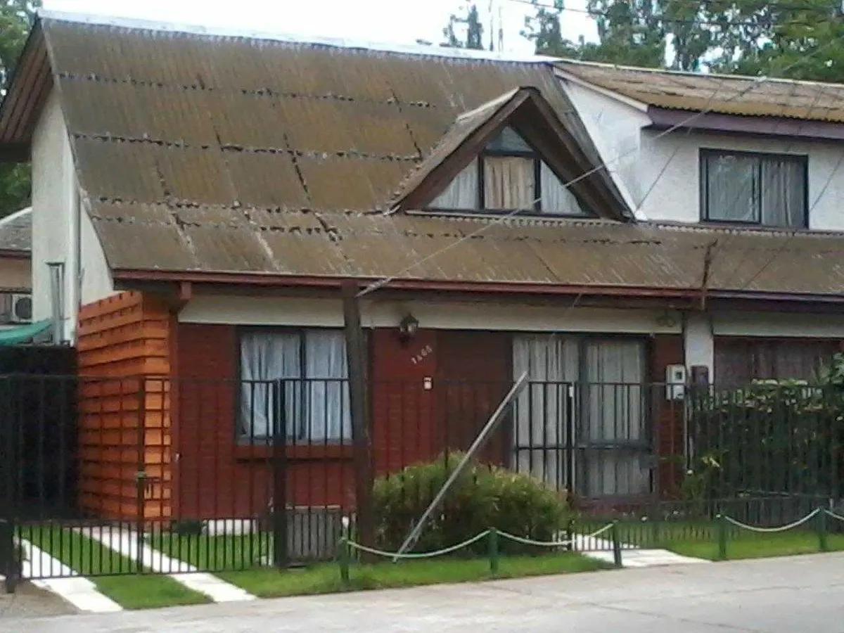 Casa 3 Dorm 2 Baños Lado Alameda, Talca, Centro De Talca, Talca