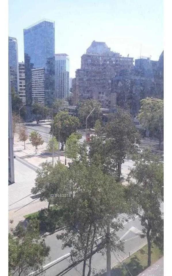 Metro Escuela Militar, Barrio El Golf, Las Condes