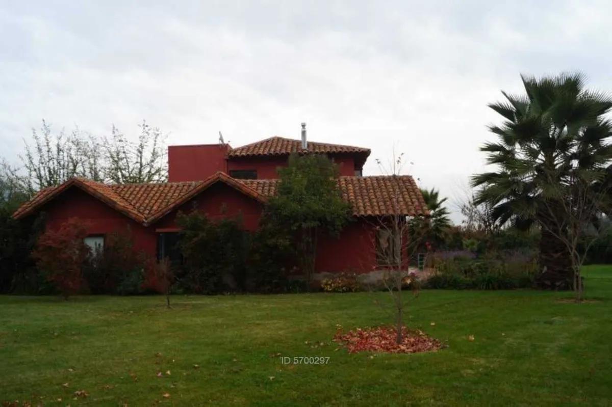 Acogedora Casa En Condominio Rinconada