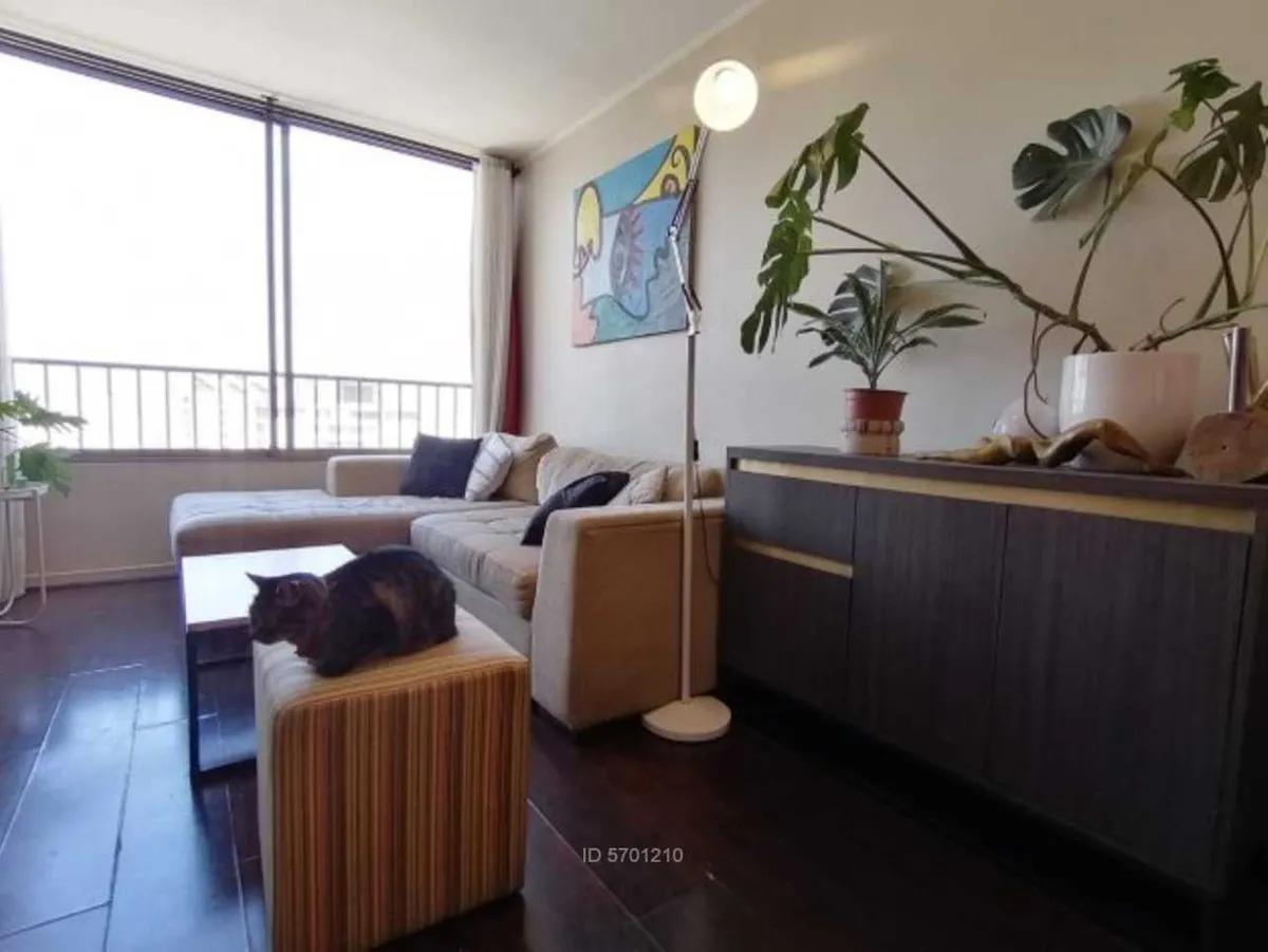 Dos Dormitorios / / Santiago Centro, Santa Isabel, Santiago