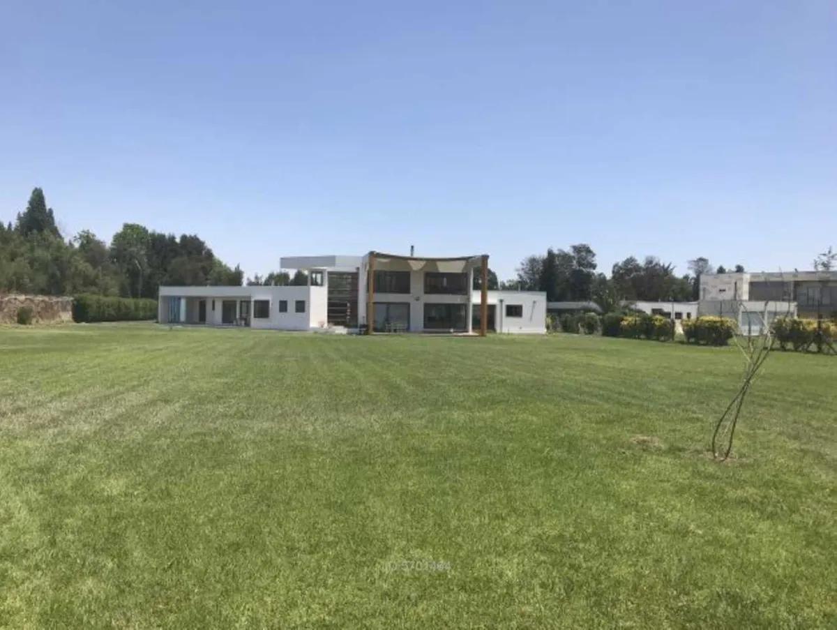 Amplia Y Moderna Casa Mediterránea