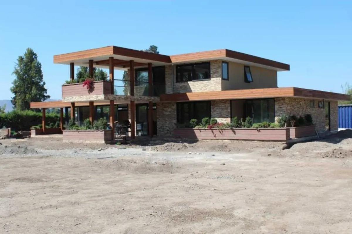 Nueva Y Moderna Casa En Condominio