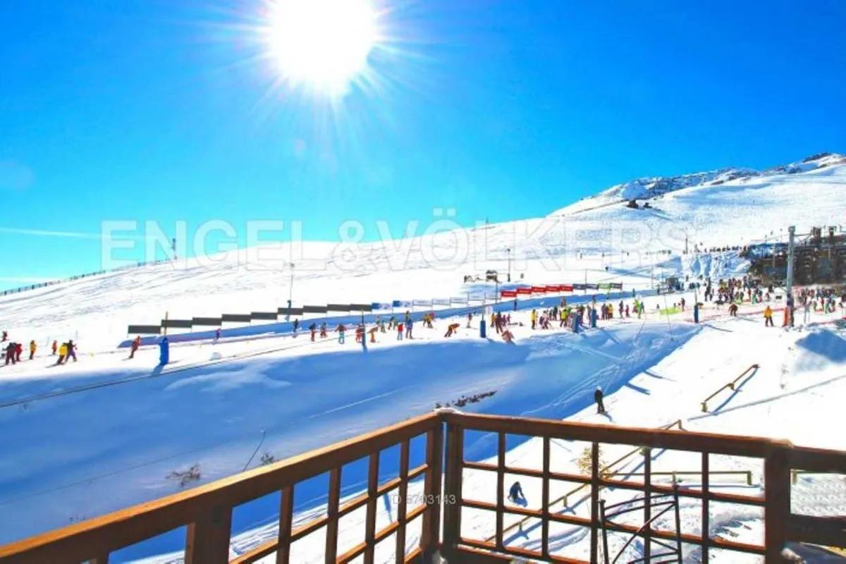 Moderno Depto - La Parva Ski 3d / 2b / 1est
