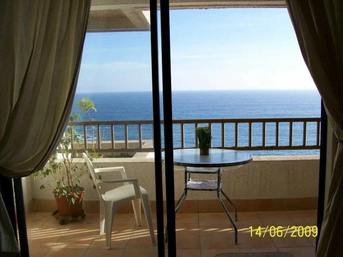 2d 2b Estac Vista Al Mar En Cochoa, Reñaca, Reñaca, Viña Del Mar