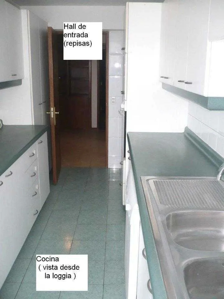 Colón / Alcántara -- 3 Dormitorios Más Servicios
