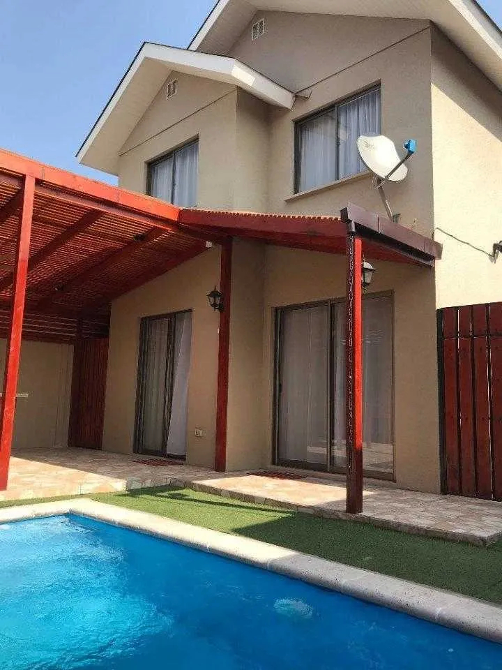 Casa Estancia Liray De Colina 3d Con Piscina.
