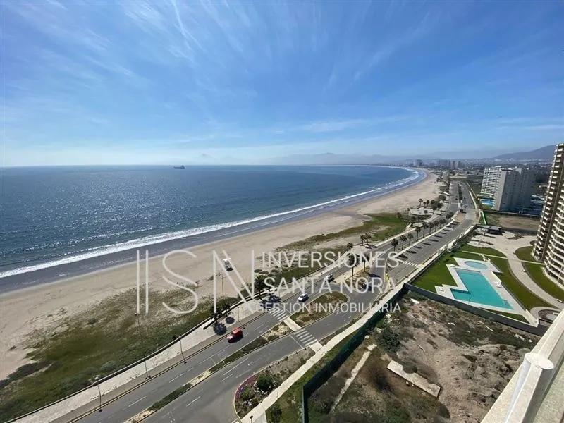 Espectacular Departamento 5 Dormitorios, Vista Al Mar Costa Mansa