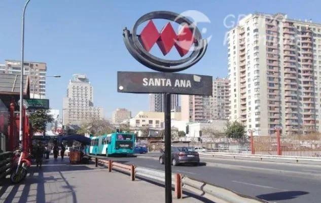 Avenida General Mackenna / San Martín