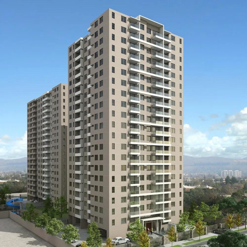 Rivas 1061, Condominio Parque La Aguada - Edificio Silva  (+ Estacionamiento /+ Bodega), Rivas 1061