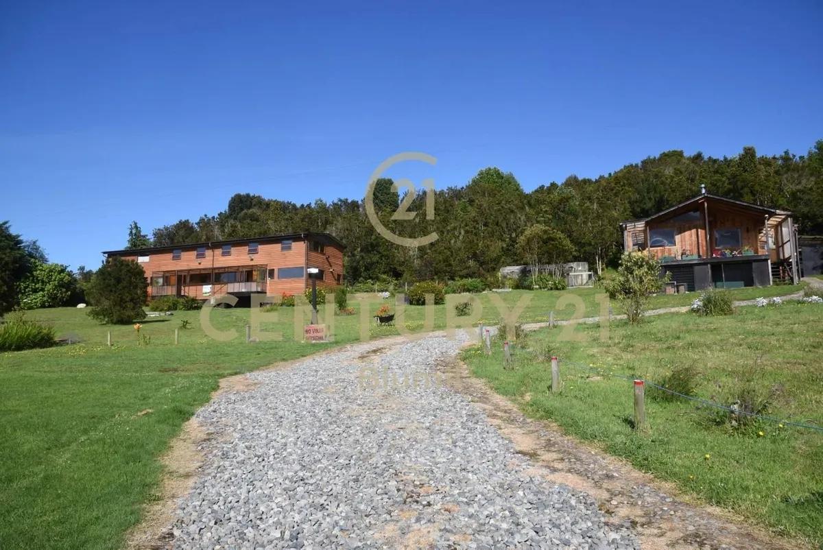 Magnifica Parcela Con Espectacular  Proyecto, Pichiquillaipe, Carretera Autral