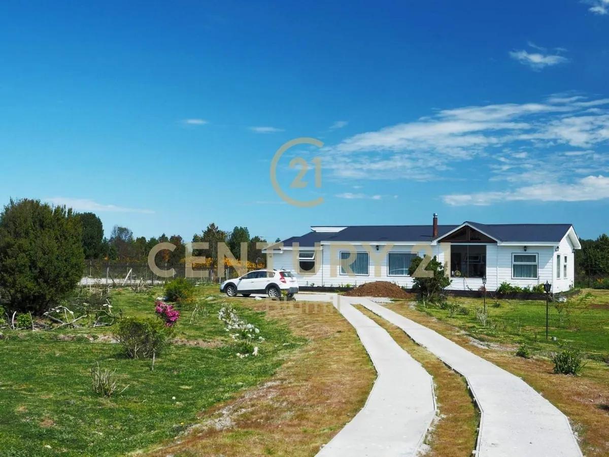 Oportunidad, 2 Casas En Parcela De 5.200m2 En Parque Ivian