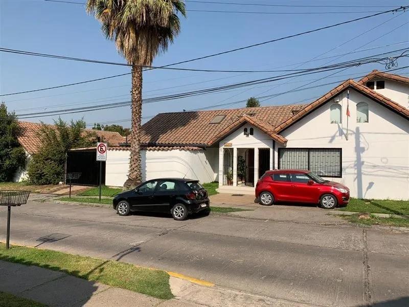 Gran Casa Familiar 7 Dormitorios!! Alvarez De Sotomayor/valenzuela Puelma