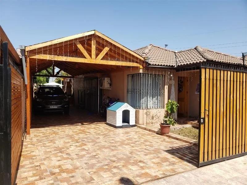 Casa Remodelada 3d / 2d Con Quincho, Terraza Y Estacionamiento Techado Cerca A Mall Plaza Tobalaba