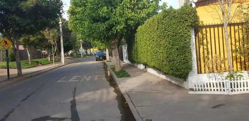 Entre Av.caticura Y Av. Chicahue
