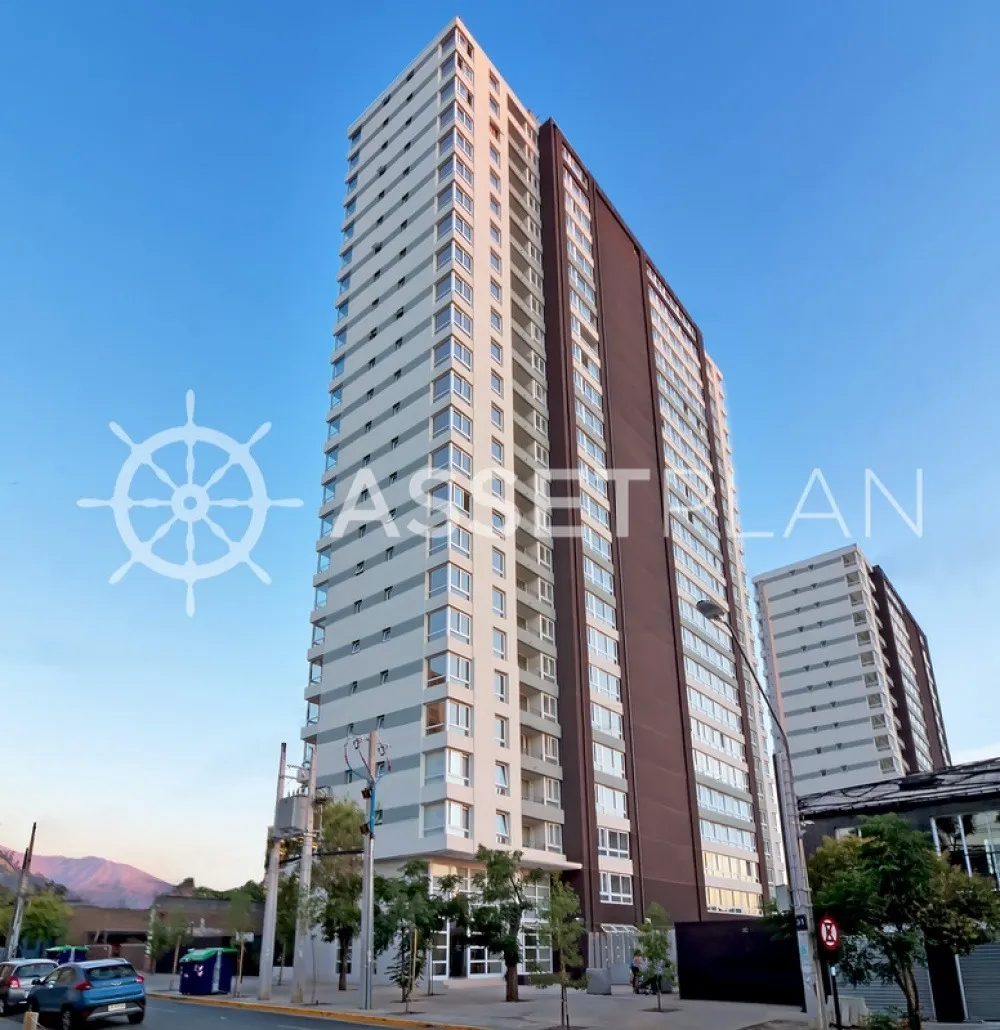 Carrión 1346, Condominio Espacio Carrion , Carrión 1346