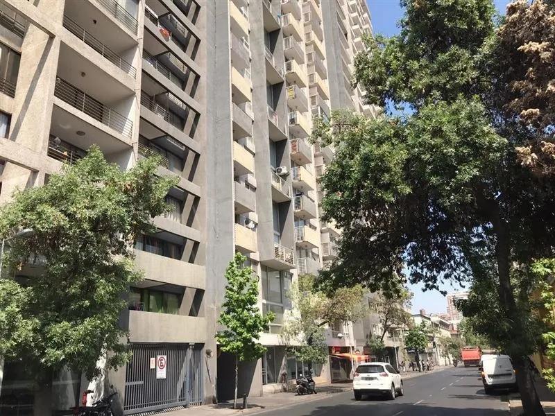 Inversionistas. 2 Dormitorios, Estacionamiento Y Bodega. Tarapacá/serrano. Metro Universidad De Chile