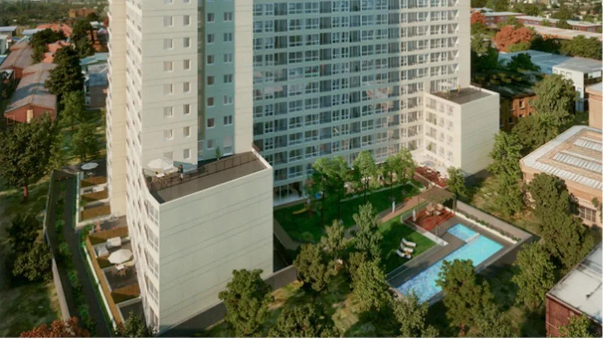 Edificio Independencia Park - Leonor Cepeda/carrion - Metro Hospitales, Santiago, Hospitales, Independencia, RM (Metropolitana)