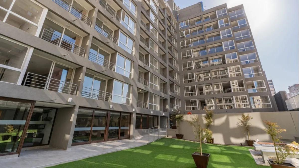 Edificio Octava Avenida 1358 - 1d1b - Metro Ciudad Del Nino, Santiago, Ciudad del Niño, San Miguel, RM (Metropolitana)
