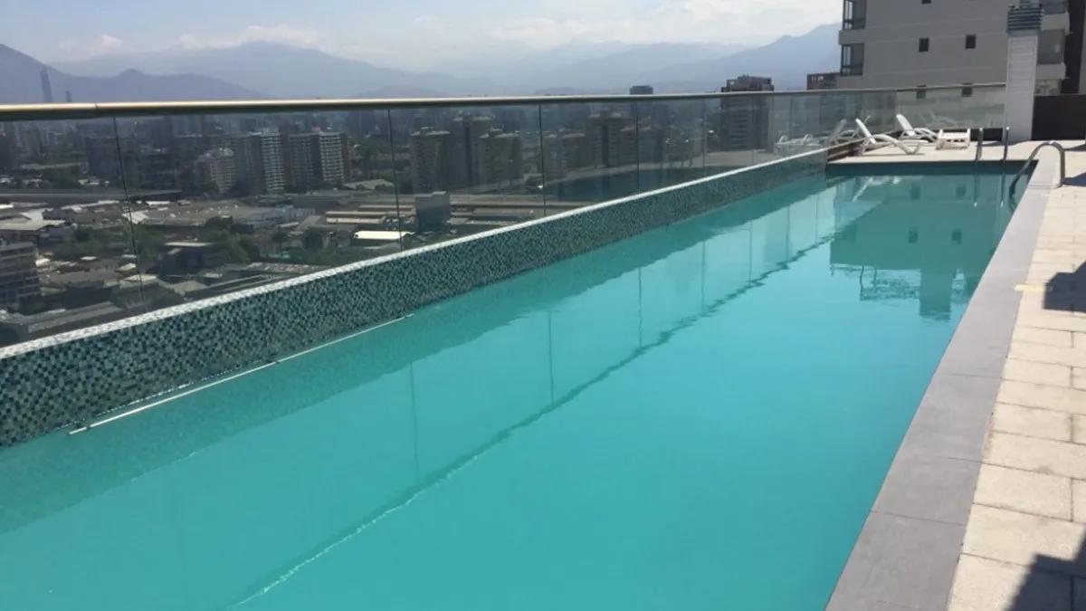 Edificio Nueva Santa Elena Ii - 1d1b - Metro Nuble, Santiago, Bogotá - Sierra Bella, Santiago, RM (Metropolitana)