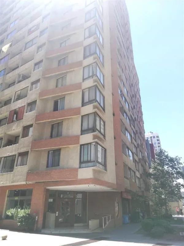 Depto Lord Cochrane Con Estacionamiento, Bulnes, Santiago, RM (Metropolitana)