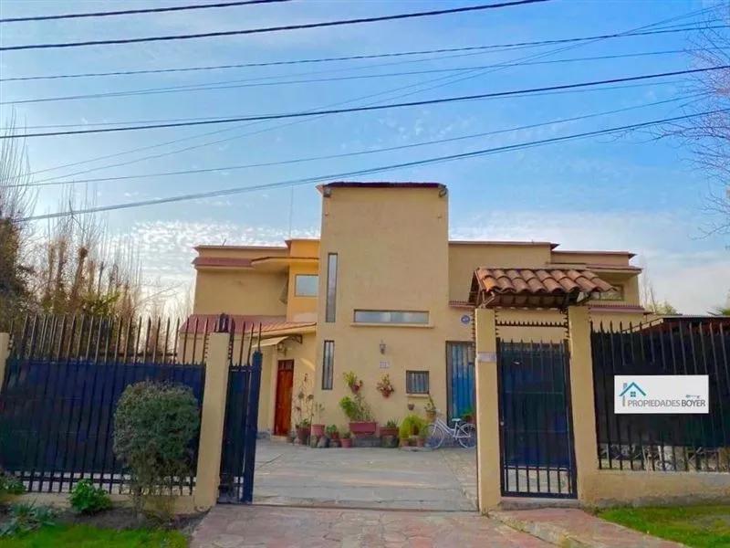 Casa En Venta Lo Cañas, La Florida, RM (Metropolitana)