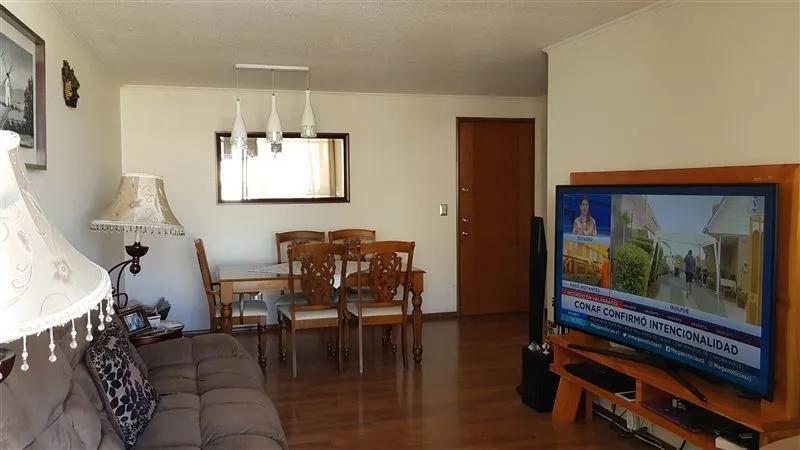 Departamento En Venta Incluye Dos Estacionamientos--calle San Ignacio Barrio El Llano., San Miguel, RM (Metropolitana)