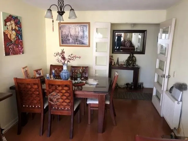 Amplio Departamento Con Inmejorable Ubicación, San Miguel, RM (Metropolitana)