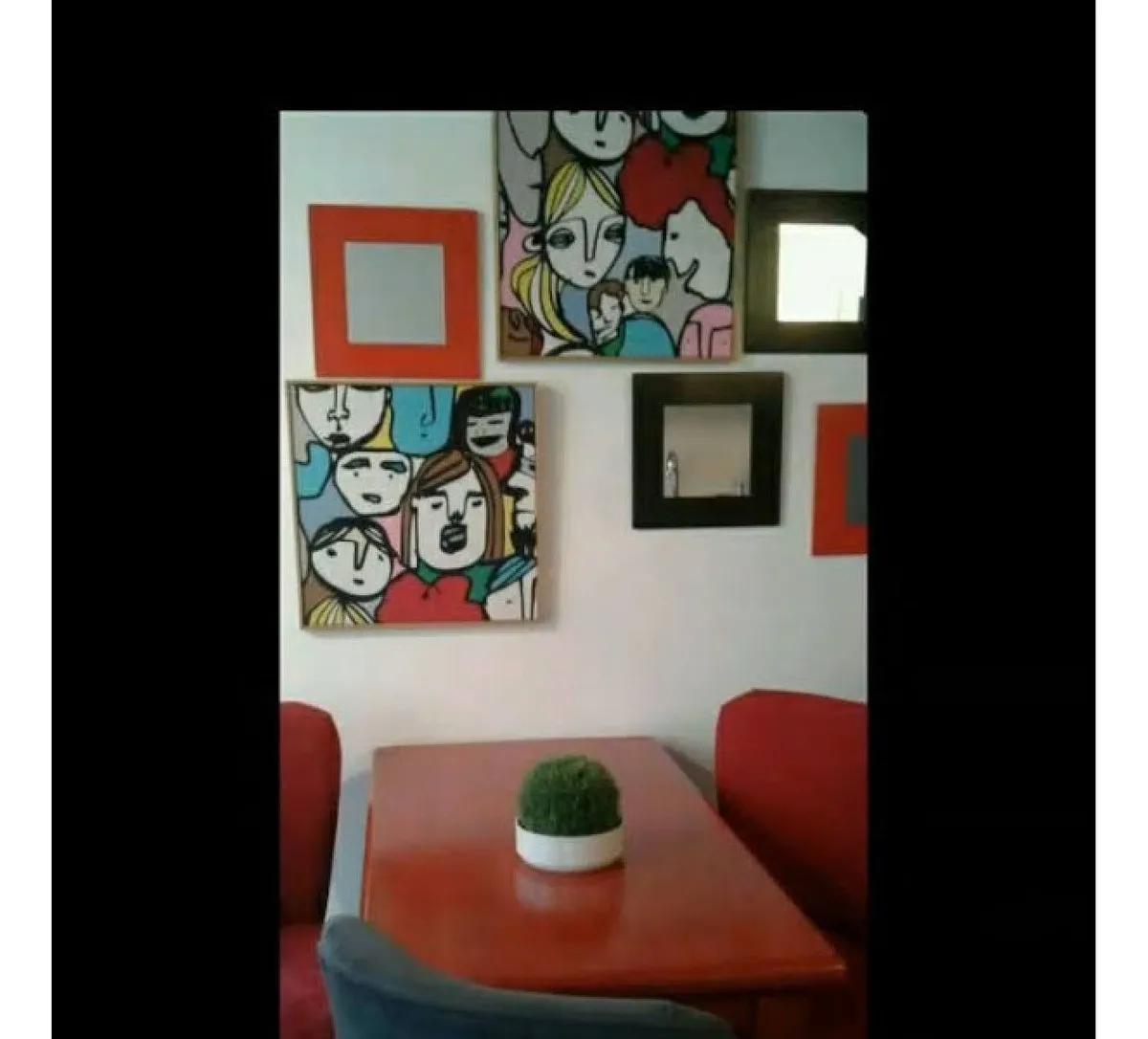 Exelente! Departamento 1d Exclusivo Barrio Cerro Alegre