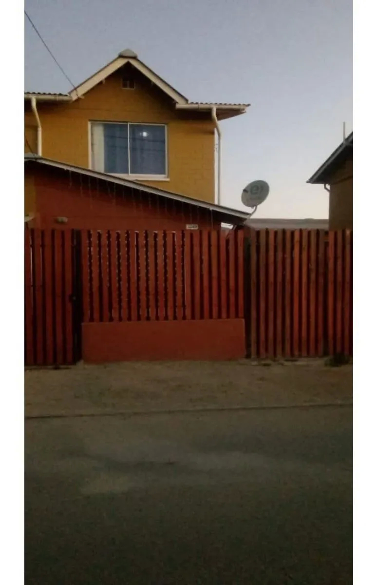 Casa En Coquimbo, Villa Talinay, Sector La Cantera